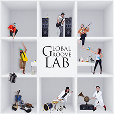 Global Groove LAB - I'm a stranger album cover