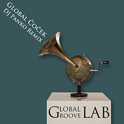 Global Groove LAB - Global Cocek DJ Panko remix - Ojos de Brujo single cover